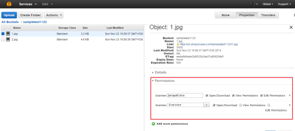 AWS_S3_Object_Permissions
