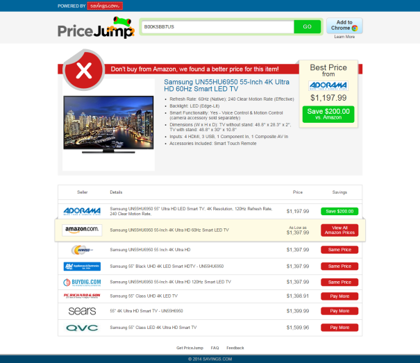 PriceJump_Comparision