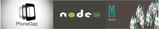 node js phone gap memcached