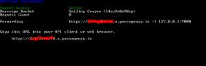 Passageway Forward URL