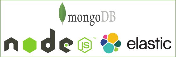 Ecommerce with Node.js, MongoDB, Elasticsearch